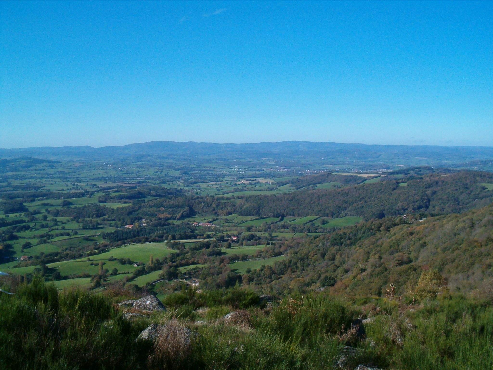 Panorama Morvan